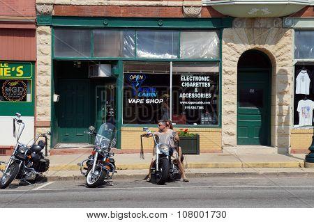 Vapor Cabin Vape Shop