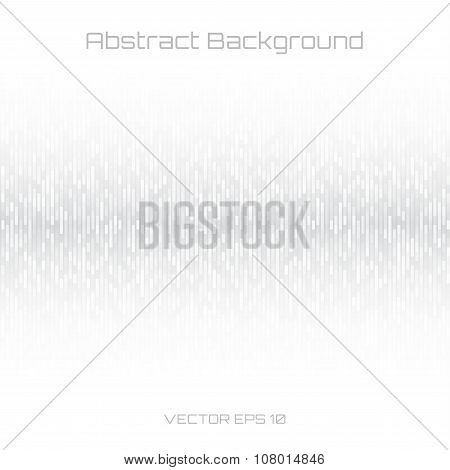 Abstract Gray Technology Lines Background.