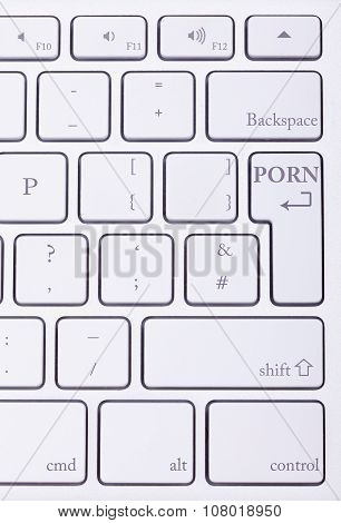 Porn Content Acces In Key Shortcut On Keyboard