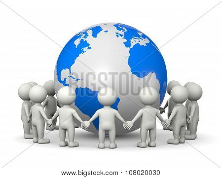 Together Around The World