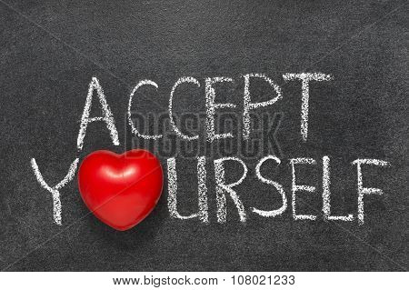 Accept Yourself Chb