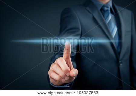 Virtual Click