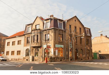 Old House In Kutna Hora Town, Czech Republic