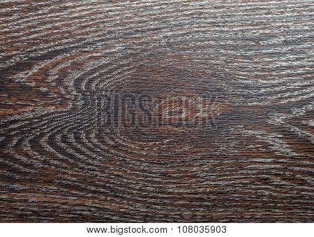 Detailed image of a linoleum imitation Wood