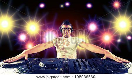 Party DJ.