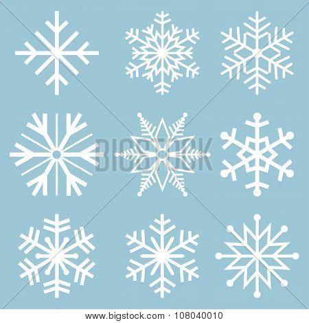 Snowflake Icons