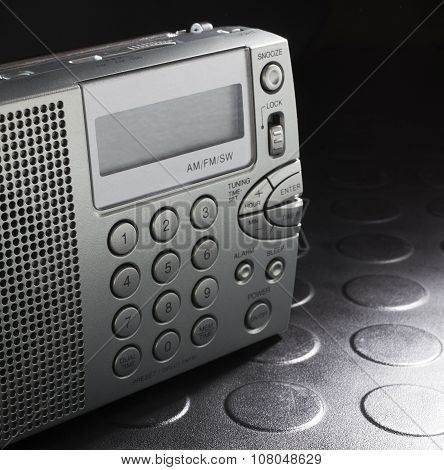 Battery Powered Radio