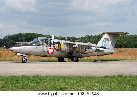 Saab 105 Austria