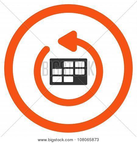 Refresh Plan Icon