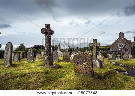 Old Cemetery, St Ives, Cornwall, England