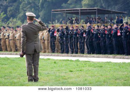 Military Officer