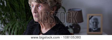 Widow Afraid Of Being Alone