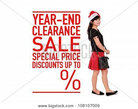 Year-end Clearance Sale Template