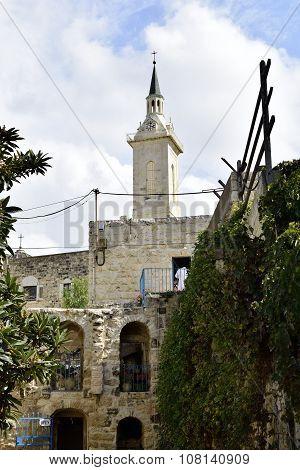 St. John Ba Harim Church, Jerusalem
