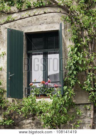 Window In Sirmione