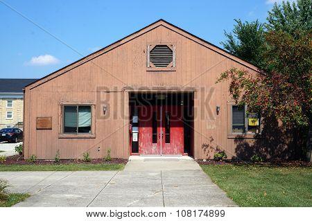 Bishop Montgomery Hall