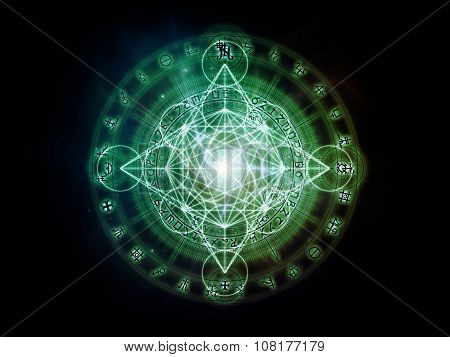 Beyond Sacred Geometry