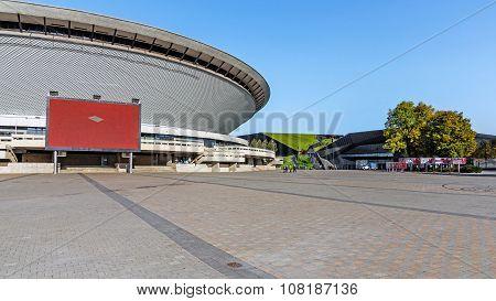 Sports hall Spodek,