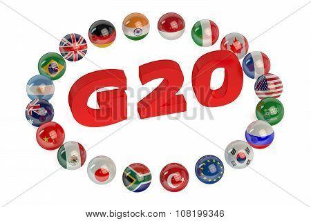 Summit G20 Concept