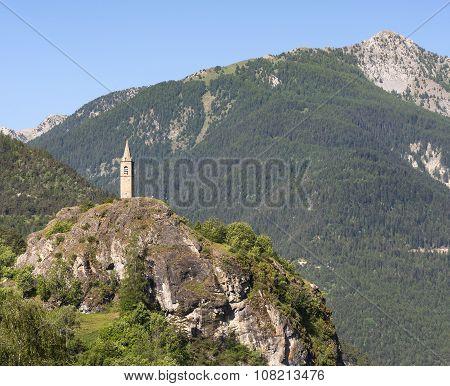 Meolans-revel (french Alps)