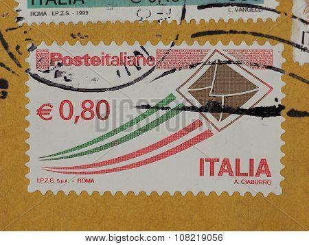 Italian Stamp