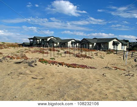 MONTEREY BAY BEACH, CA - NOVEMBER 15:  The Sanctuary Beach Resort is Monterey Bay's Most Prestigious Coastal Retreat November 15, 2012  in Monterey, California