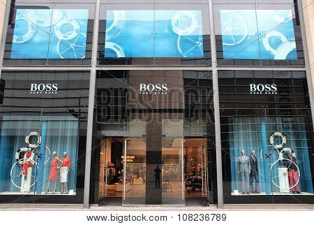 Hugo Boss Fashion