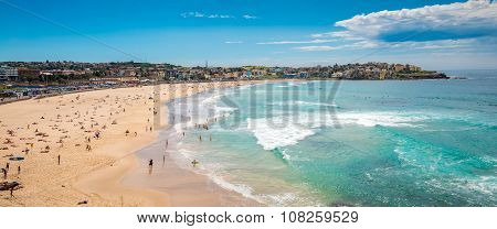 Bondi Beach Skyline