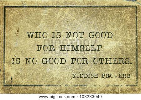 Good Himself Yp
