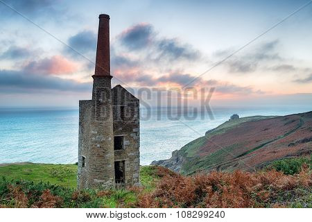 Wheal Prosper Tin Mine