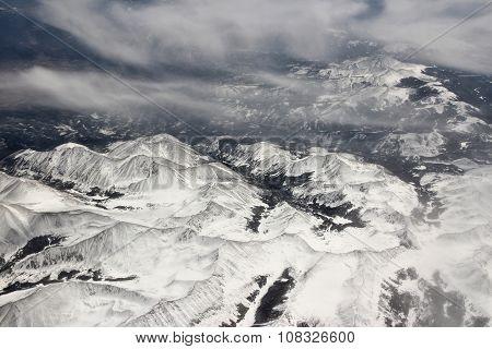 La Garita Mountains