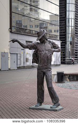 Sculpture Of Michael Jackson