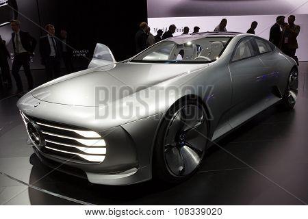 Mercedes-benz Concept Iaa Edition