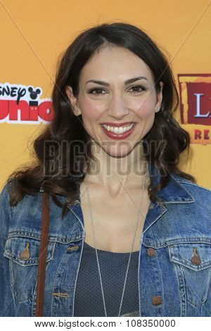 LOS ANGELES - NOV 14:  Eden Riegel at the