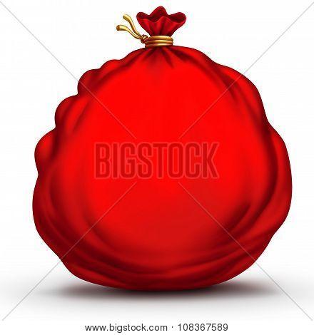 Santa Clause Gift Sack