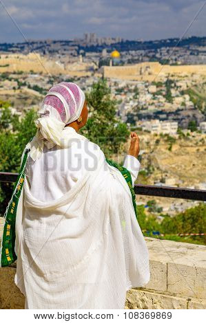 Sigd 2015 - Holiday Of The Ethiopian Jewry