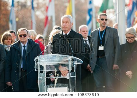 Thorbjorn Jagland - Secretary General of the Council of Europe