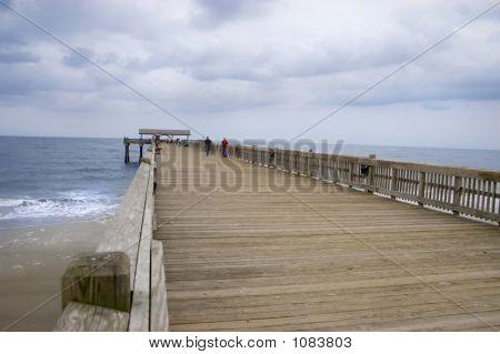 Stock Photo Of Tybee Island Georgia