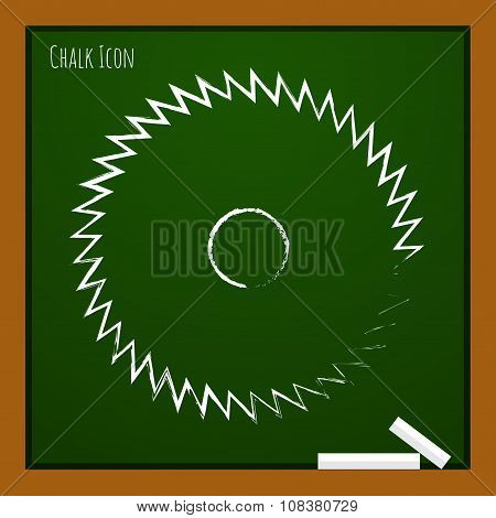 Vector outline icon