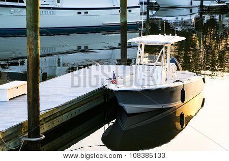 The Little Boat Amongst the Giants