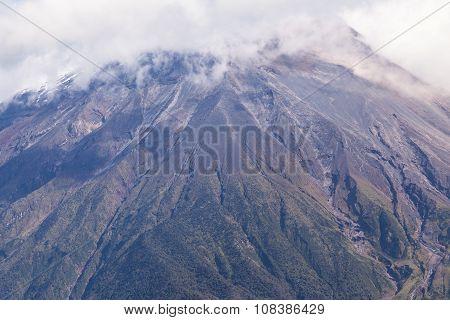 Tungurahua Explosion, South America