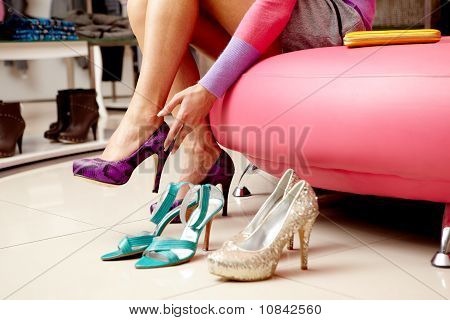 Choosing New Shoes
