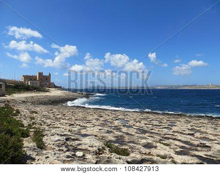 Seacoast of Malta
