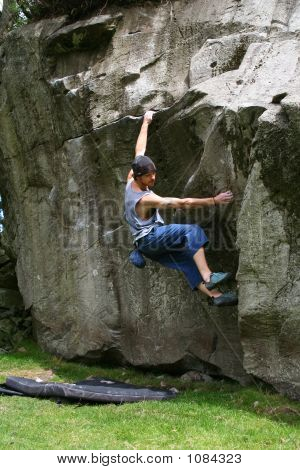 Male Climber 8
