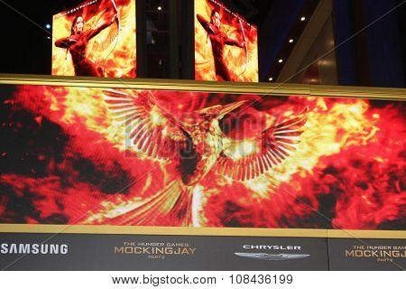 LOS ANGELES - NOV 16:  Atmosphere at the