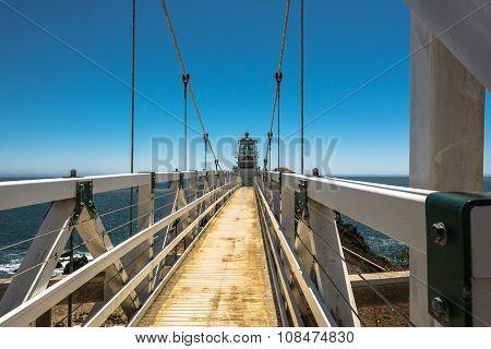 Point Bonita Lighthouse, San Francisco Bay