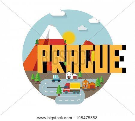 Prague or praha city is a beautiful destination to visit for tourism.