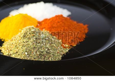 Four Kinds Of Spices