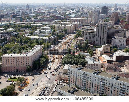 Moscow Sokolniki District+*
