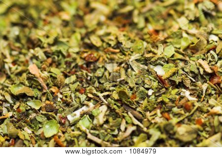 Herbal Background
